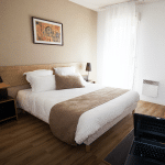 Studio apartments Privilodges Lyon Lumière