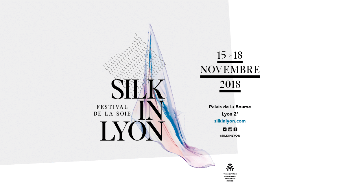 Silk in Lyon, the new silk festival