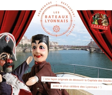 Puppet show in Lyon