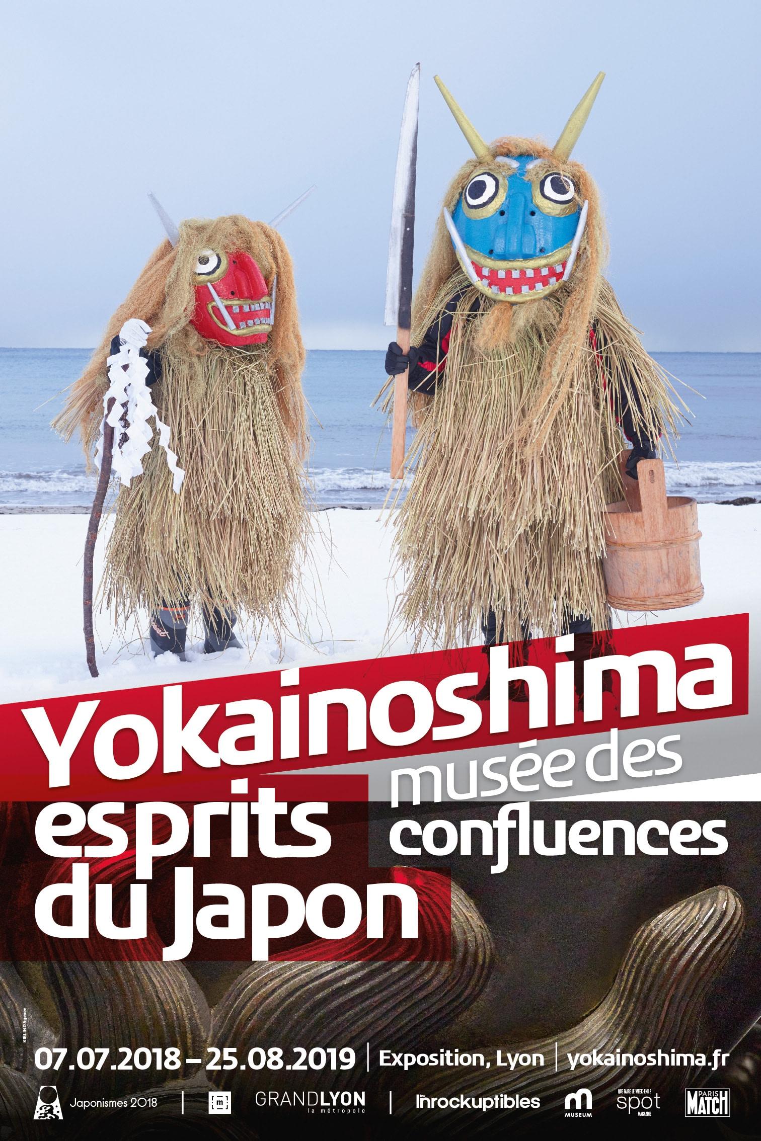 Yokainoshima, spirits from Japan