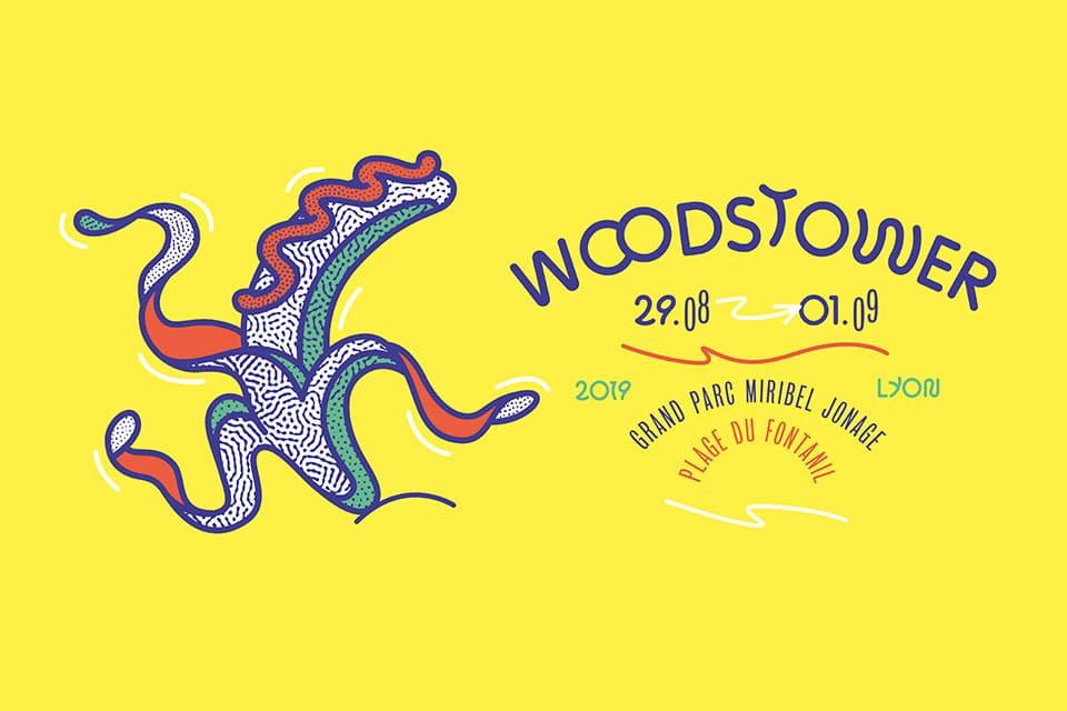 The Woodstower festival