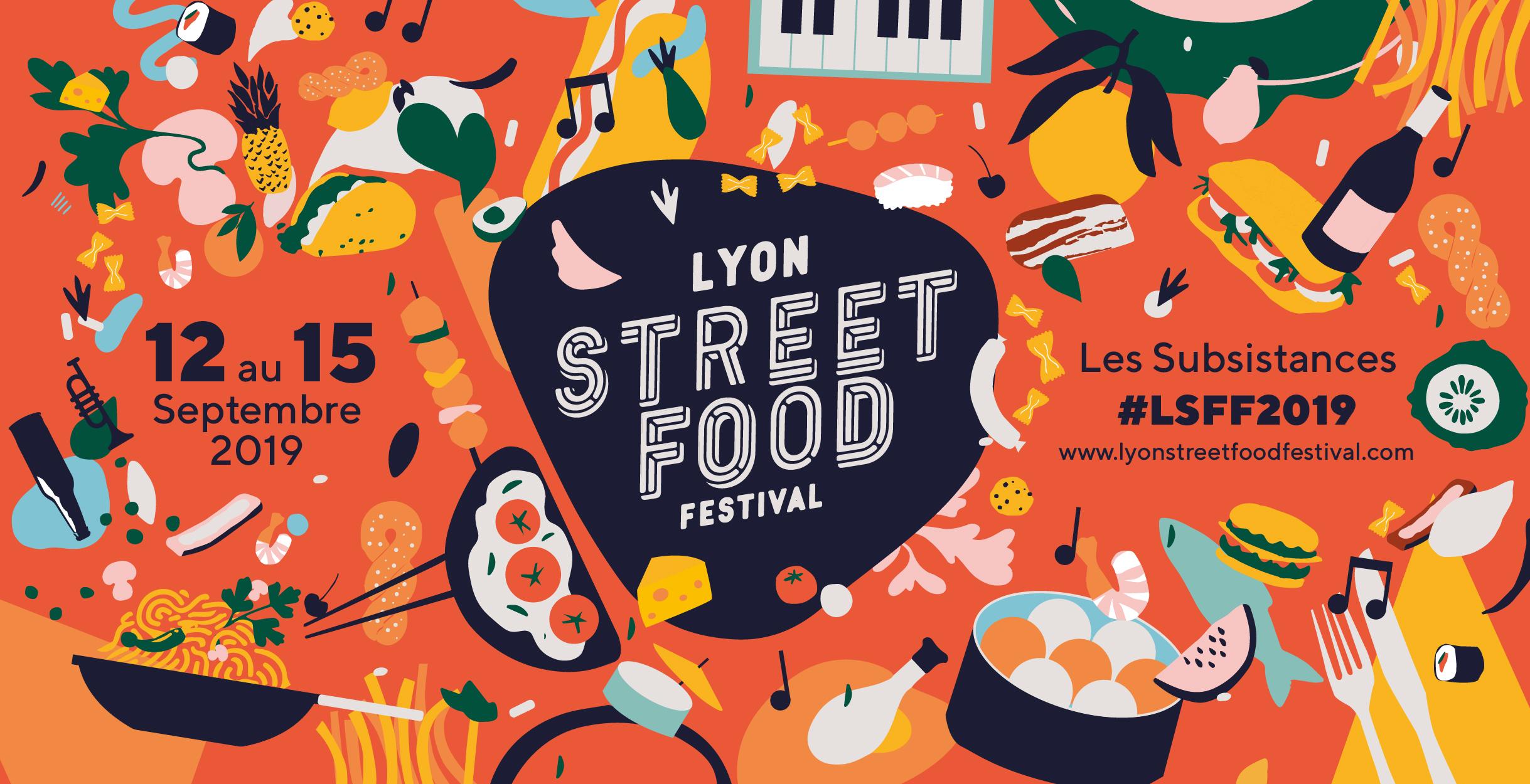 Lyon Street Food Festival 2019