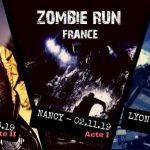 Zombie run Lyon 2019